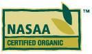 cuppa organic logo NASAA