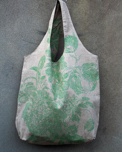Hemp Shopper emerald